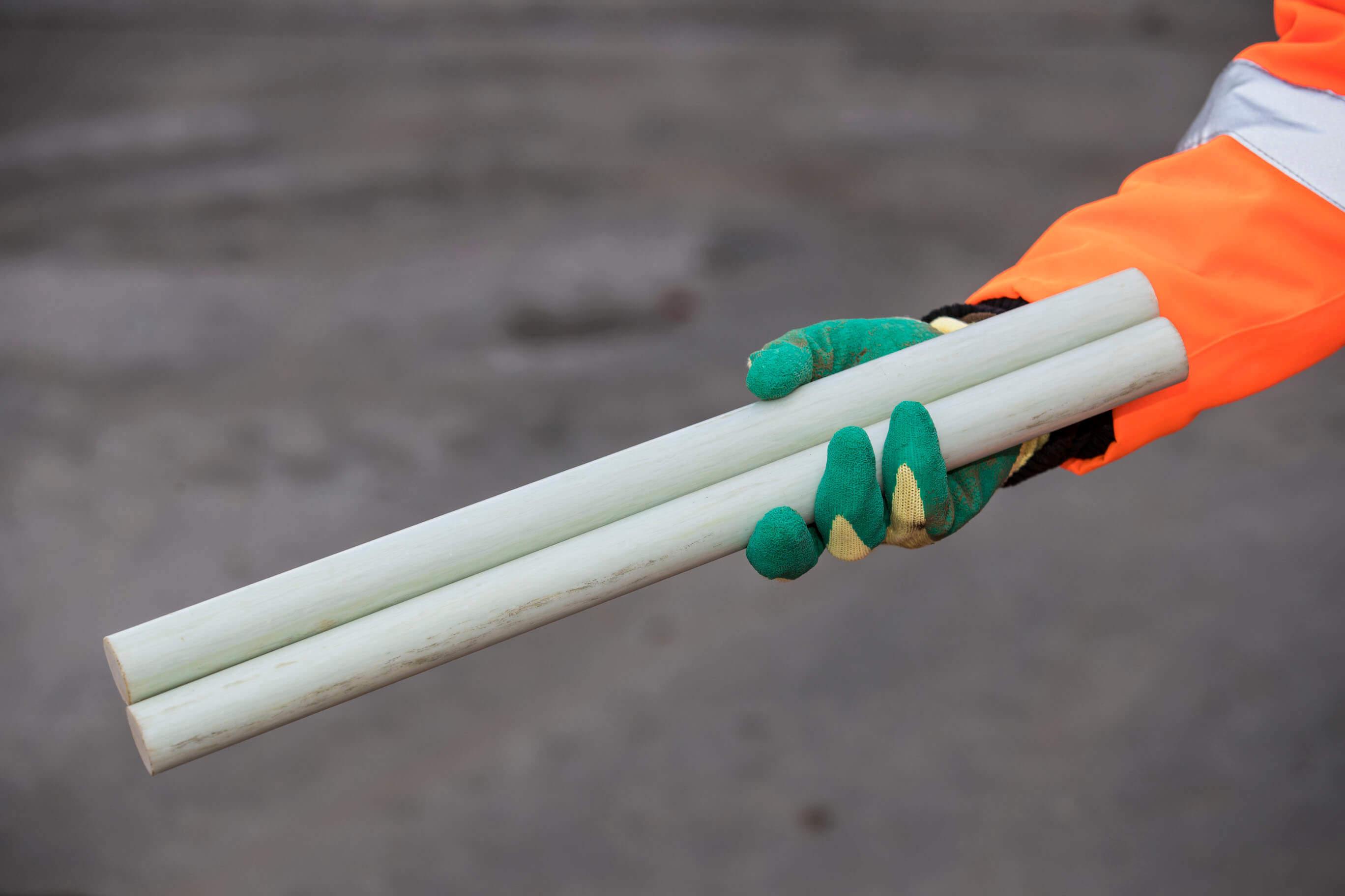 Glasvezel deuvels voor jouw project snel geleverd? Fiber Dowels